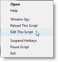 Edit This Script